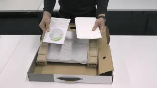 Розпакування ноутбука Acer Aspire V 15