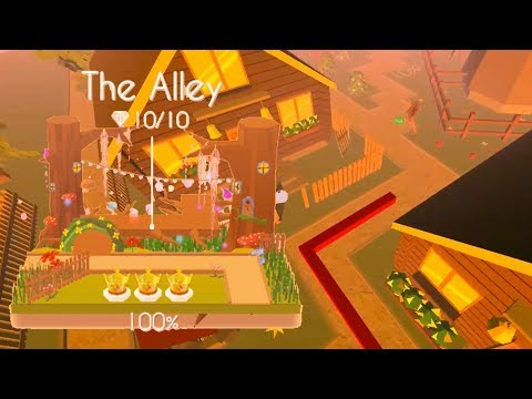 Dancing Line - The Alley