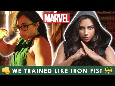We Trained Kung Fu Like Iron Fist For A Month (Marvel's Defenders) 👊🏾