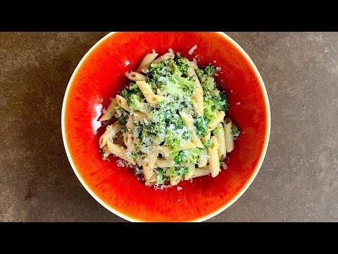 pâtes-aux-brocolis
