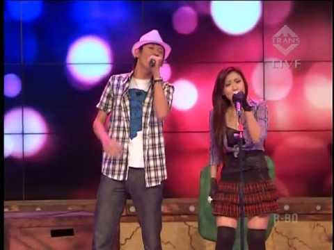 Dadali - Disaat Aku Mencintaimu,Live Performed di Derings (04/10) Courtesy TransTV
