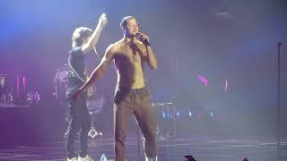 Imagine Dragons ' Thunder ' Live Perth Arena 12/05/18  Evolve World Tour