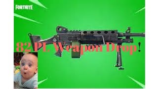 82 Power Level Hacksaw Fortnite save the world