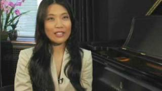 Joyce Yang on her start with the New York Philharmonic