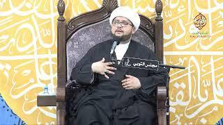 الشيخ علي البيابي - نعي \