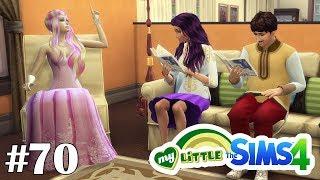 Уютная общага - My Little Sims (Кантерлот) - #70