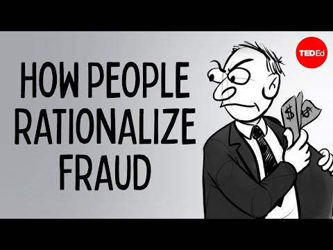 Video image: How people rationalize fraud - Kelly Richmond Pope