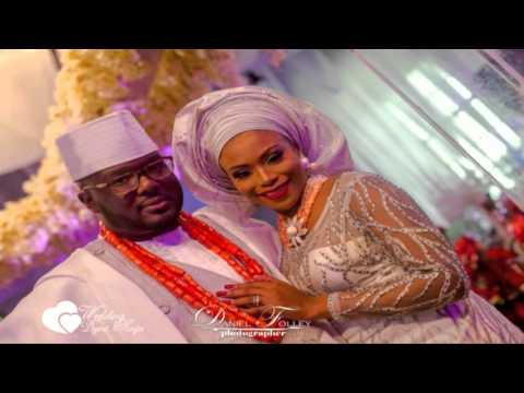Tonto Dikeh,Yemi Alade,Banky W,Ebuka Obi's wedding&more on The Squeeze