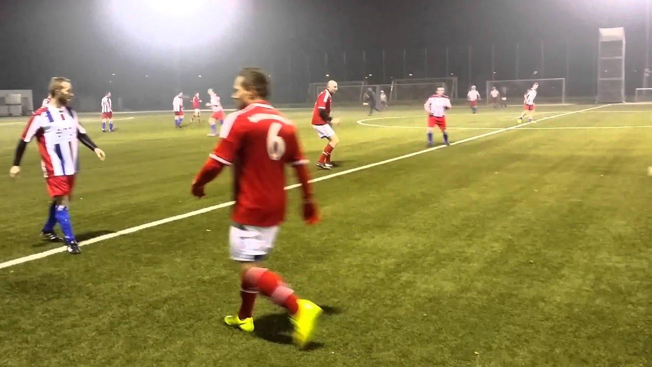Fussballspiel Bayern München