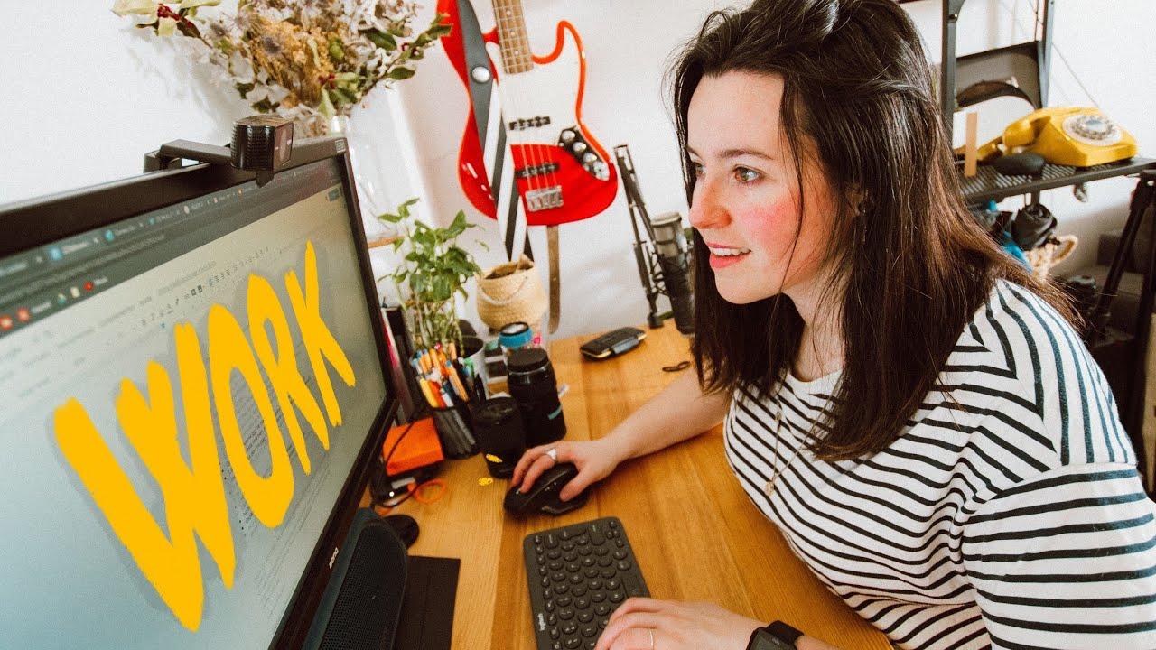 tips PRÁCTICOS para trabajar y estudiar desde casa *que funcionan*💻