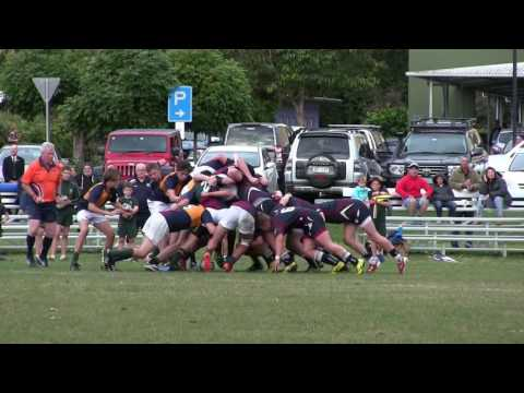 Gowerton School vs Sunshine Coast Grammar 16s