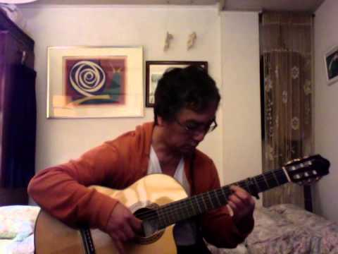The 59th Street Bridge Song (Feelin' Groovy) v1.1(Fingerstyle Guitar)