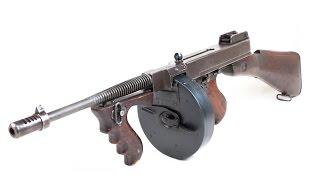 [Payday 2] Chicago Typewriter (Tommy Gun) SMG