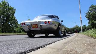 1965 Corvette LS3 ProTouring for sale with test drive, driving sounds, and walk through video