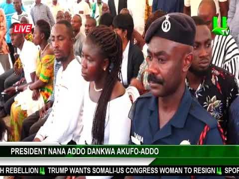 Techiman declared capital of Bono East Region