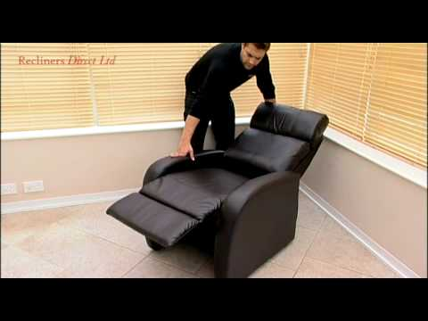 Operating A Manual Push Arm Recliner Chair & Operating A Manual Push Arm Recliner Chair - YouTube islam-shia.org