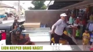 """Angel keeper Uang kaget """"KRISS HATTA"""" GOKIL Penuh Canda"""
