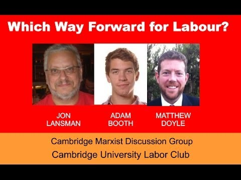 Cambridge University Marxist Discussion Group and CULC Joint Event