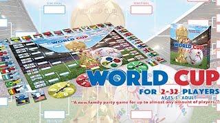 Jemilos World Cup Football Board Game