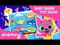 Hide'n Seek with Shark Family | Baby Shark Toy Show | Pinkfong Songs for Children Mp3