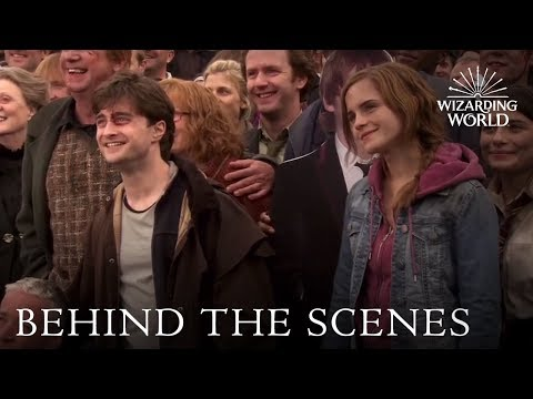 Harry Potter Cast Says Goodbye | J.K. Rowling's Wizarding World