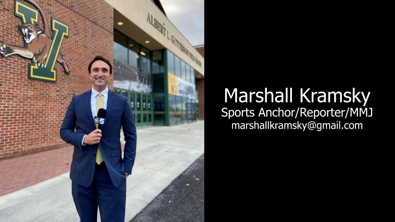 Marshall Kramsky Sports Demo Reel May 2021