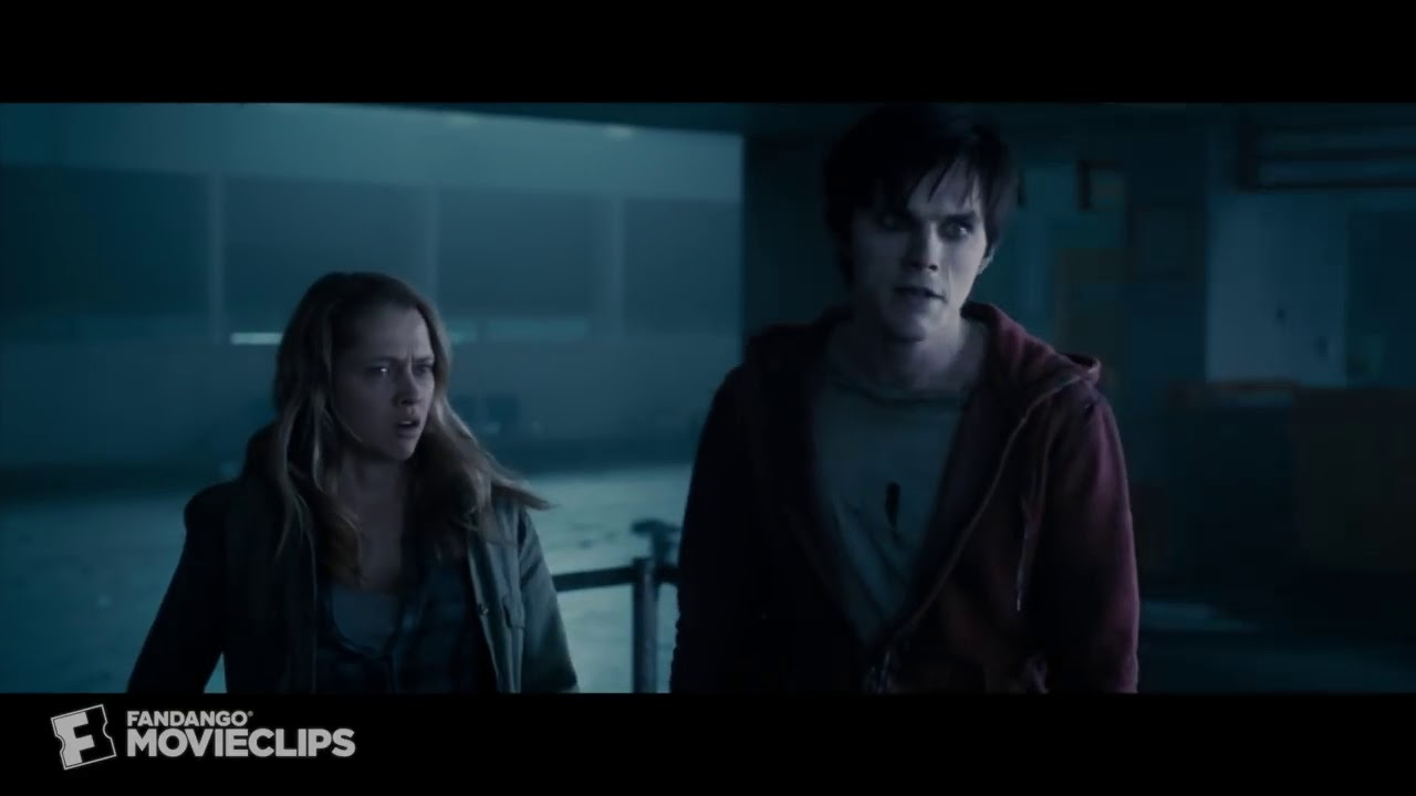 Warm Bodies 3 9 Movie CLIP   We Eat the Living 2013 HD