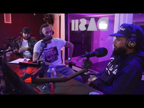 Nipsey Hussle on Get Familiar Radio w/ Clinton Sparks