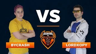 Liga Ragnaros T7 - ByCrash vs LordXopy - CUARTOS DE FINAL