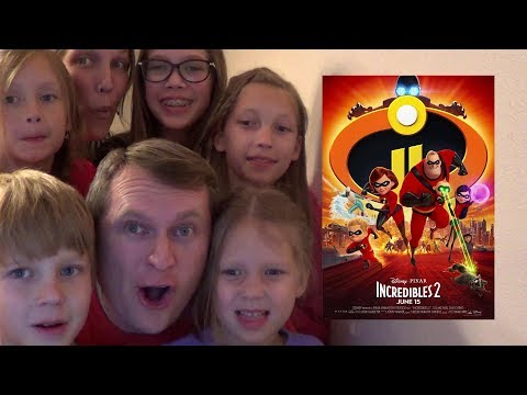 SawItTwice - Incredibles 2 Official Full online Live Reaction
