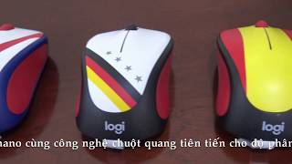 Mouse Logitech M238 Fan World Cup Collection