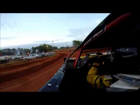 Hot lap Session with Drew Collins  @ Toccoa Speedway 5.2.2014