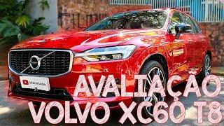 Avaliação Volvo XC60 T8 2020 - Dirige Sozinho e faz 19km por litro!