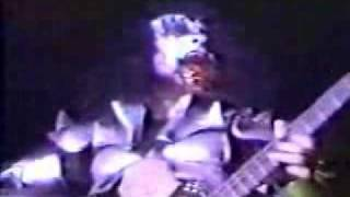 Kiss-God of Thunder live