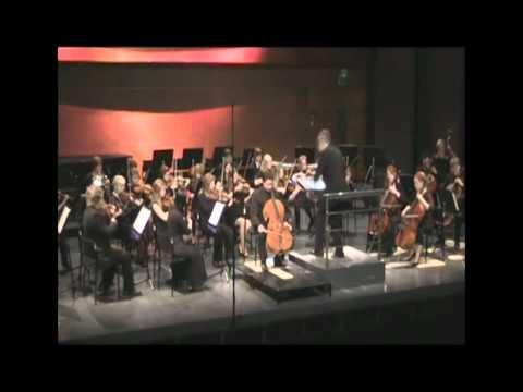 Samuli Peltonen - Joseph Haydn  Sellokonsertto nro 1, C-duuri osa 1