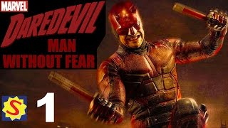 Daredevil: Man Without Fear - PS4 - Part 1 - Prologue