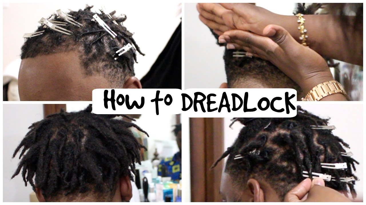 How to dread hair short dreadlocks cindy sandjo youtube how to dread hair short dreadlocks cindy sandjo urmus Images