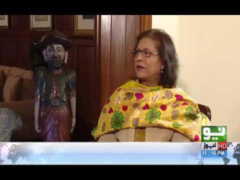 Exclusive Interview of Asma Jahangir | Seedhi Bat Beenish Saleem K Saath | 22 December 2017