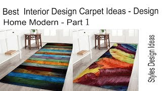 Best  Interior Design Carpet Ideas - Design Home Modern - Part 1