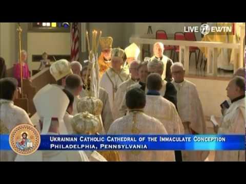 Hierarchical Divine Liturgy: Aux. Bishop Andrij Rabiy (9/24/17)
