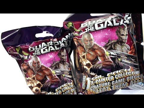 GUARDIANS OF THE GALAXY HeroClix Blind Bag Bonanza Episode 35