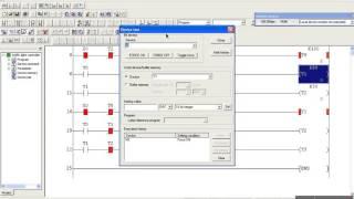 plc ladder programming timer tutorial by escs tech gr noida part 6 of 7