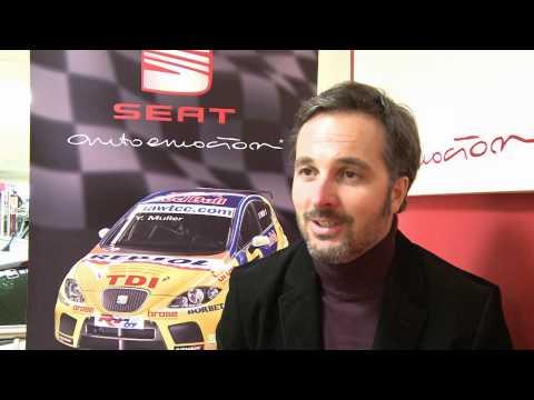 Interview avec Yvan Muller sur son avenir en WTCC
