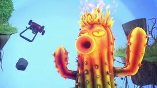 Plants vs. Zombies: GW 2 #36 - Tęczowe gwiazdki