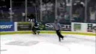 Amazing Jr. Hockey Goal - Zach Hamill - Everett Silvertips
