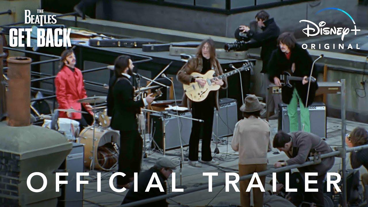 A Sneak Peek of Peter Jackson's  New Beatles Documentary Get Back: Watch the New Trailer