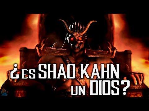 Mortal Kombat: ¿es SHAO KAHN un DIOS? thumbnail