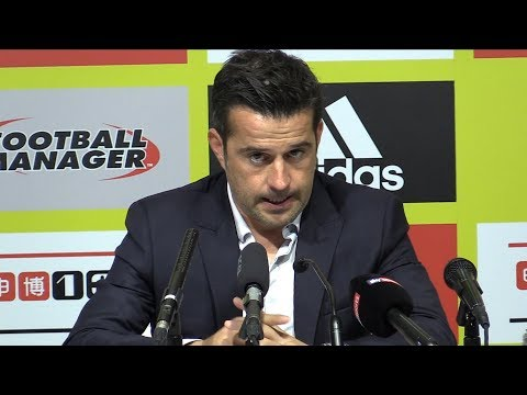 Watford 0-6 - Manchester City - Marco Silva Full Post Match Press Conference - Premier League