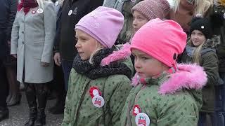 Narodowe Święto Niepodległości - 11 listopada w Kwilczu.