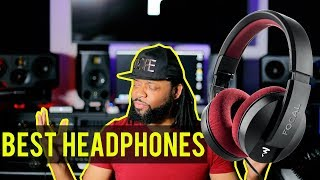 Focal Listen Pro Headphones Unboxing